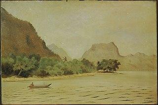 Twilight in Samoa