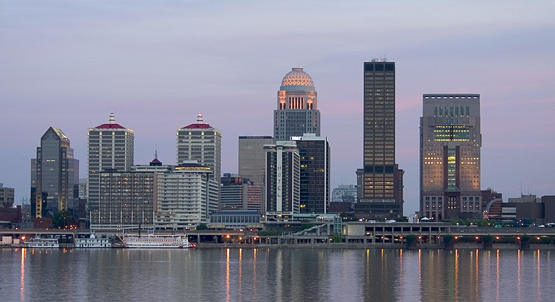 Downtown Louisville