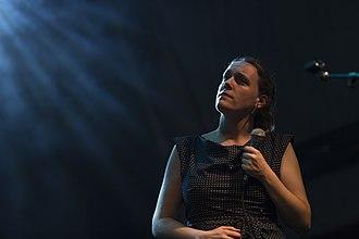 Lucy Wainwright Roche - Lucy Wainwright Roche in 2015