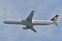 D-AIDI - A321 - Lufthansa