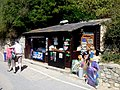 Lulworth Cove small shop of all things - panoramio.jpg