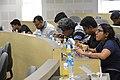 Lunch - Wikidata Workshop - Kolkata 2017-09-16 2826.JPG