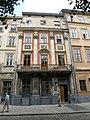 Lwów , Polish , Lviv , Львов - Rynek 8 - Kamienica Bernatowiczów, zbudowana na początku XIX wieku. Płaskorzeźby wykonał rzeźbiarz Gabriel Krasucki - panoramio.jpg