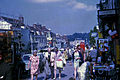 Lymington High Street, Hampshire, England, 1965 - Flickr - PhillipC.jpg