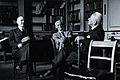 Lynn Thorndike, Harvey Williams Cushing and Sir Charles Scot Wellcome V0027586.jpg