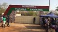 Mémorial Thomas Sankara, Ouagadougou.png