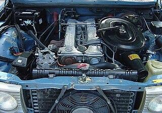 Mercedes-Benz M110 engine Motor vehicle engine