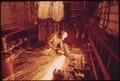 MACHINERY BEING REPAIRED AT A CEDAR MILL NEAR LEAKEY, TEXAS AND SAN ANTONIO - NARA - 554918.tif