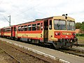 MAV train at Eger (Hungary) (5995268980).jpg