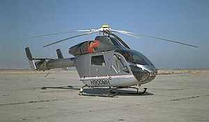 MD Helicopters MD Explorer - MD 900 (N900MH) Helicopter Noise Abatement Test