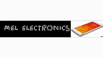Alpha-galactosidase - Image: MEL Electronics logo