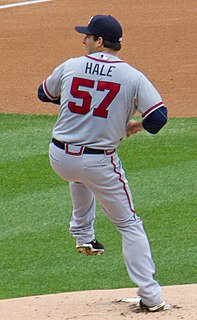 David Hale (baseball) American baseball player