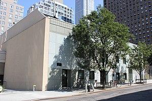 MNN's studios on 59th Street in midtown Manhattan