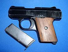 Pocket pistol - Wikipedia