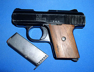 Raven Arms MP-25 - Wikipedia, the free encyclopedia