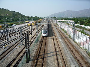 West Rail Line - West Rail Line Pat Heung Section