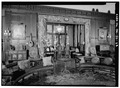 MUSIC ROOM, LOOKING WEST - Stan Hywet Hall, 714 North Portage Path, Akron, Summit County, OH HABS OHIO,77-AKRO,5-58.tif