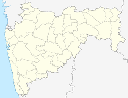 Location of Maharashtra in India