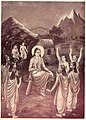 Maharshi say thanks to Rama for killing of Khara Dhushana.jpg