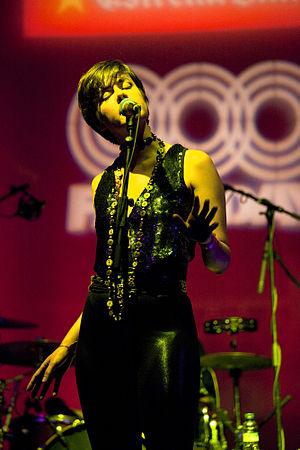 Maika Makovski, Spanish-Macedonian singer.