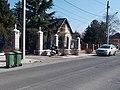Mail carrier, Dózsa György Road, 2021 Baross Gábor-telep.jpg