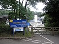 Main entrance, Okehampton College - geograph.org.uk - 1946231.jpg