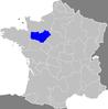 Le Maine dans le royaume de France.