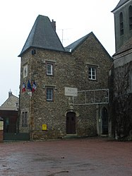 The town hall of Fontenay