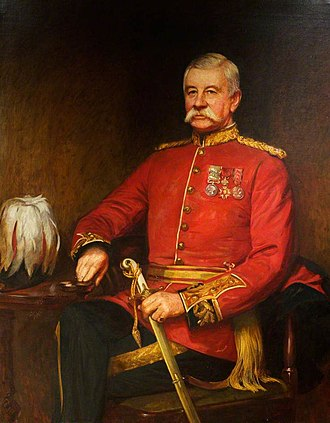 41st (Welch) Regiment of Foot - Major-General William Allan who served as a junior officer with the 41st (Welch) Regiment of Foot throughout the Crimean War
