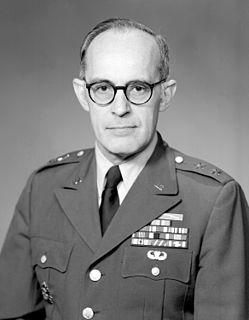 William Eldridge Odom United States Army general