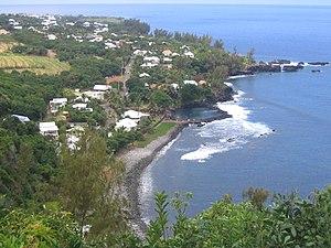 Реюньон: Manapany