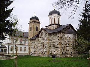 Eparchy of Zvornik and Tuzla - Ozren Monastery
