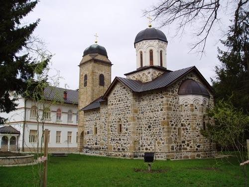 Manastir svetog Nikole - Ozren