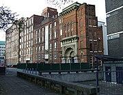 Manchester University Mill Building