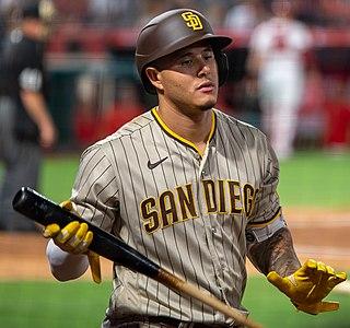 Manny Machado American baseball player