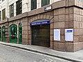 Mansion House station entrance 2020.jpg