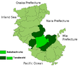 Map Nakahechi,Wakayama.png