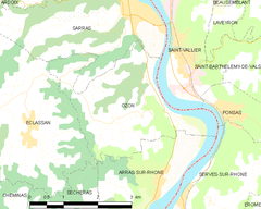 Map commune FR insee code 07169.png