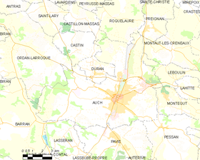 Map commune FR insee code 32013.png