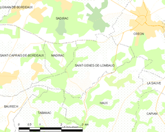 Map commune FR insee code 33408.png