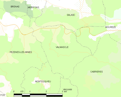 Map commune FR insee code 34323.png