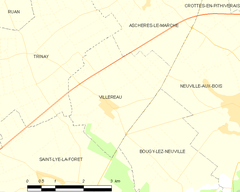 Map commune FR insee code 45342.png