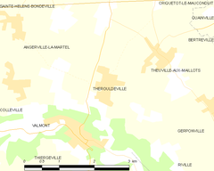 Map commune FR insee code 76685.png