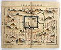 Map of Huoqing zhou, in Lijiang Prefecture, Yunnan Provonce Wellcome L0031302.jpg