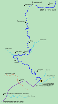 Map of River irwell.png