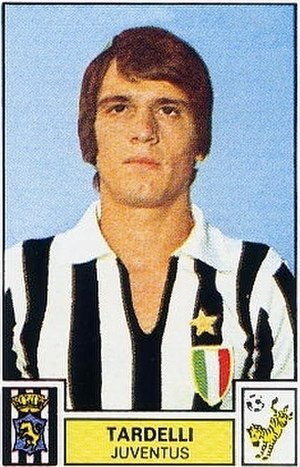 Marco Tardelli - Tardelli at Juventus in 1975