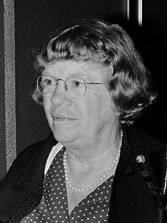 Margaret Mead - Margaret Mead (1972)