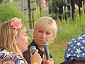 Margot Wallström at the Swedish Social Democratic Youth League's general election camp 2014 (14845079012).jpg