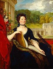 Maria Hamilton Beckford (Mrs. William Beckford)