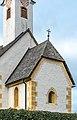 Maria Wörth Rosenkranzkirche rom. Chorquadrat Außenansicht 05122018 6387.jpg